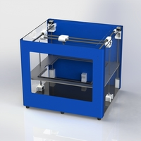 Small A3D BUILDBOX ENCORE 3D Printing 153319