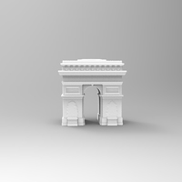 Small Triumphal arch 3D Printing 15341