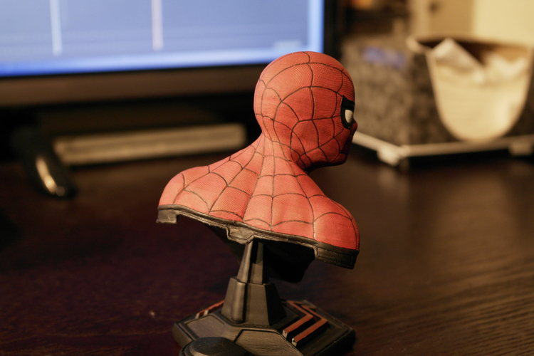Spiderman Home coming 3D Print 153628