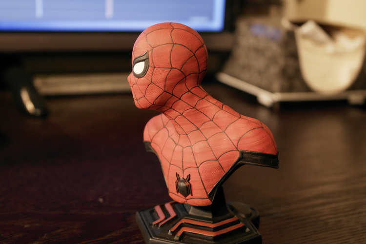 Spiderman Home coming 3D Print 153629
