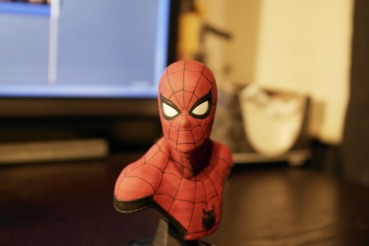 Spiderman Home coming 3D Print 153630