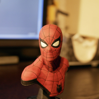 Small Spiderman Home coming 3D Printing 153630