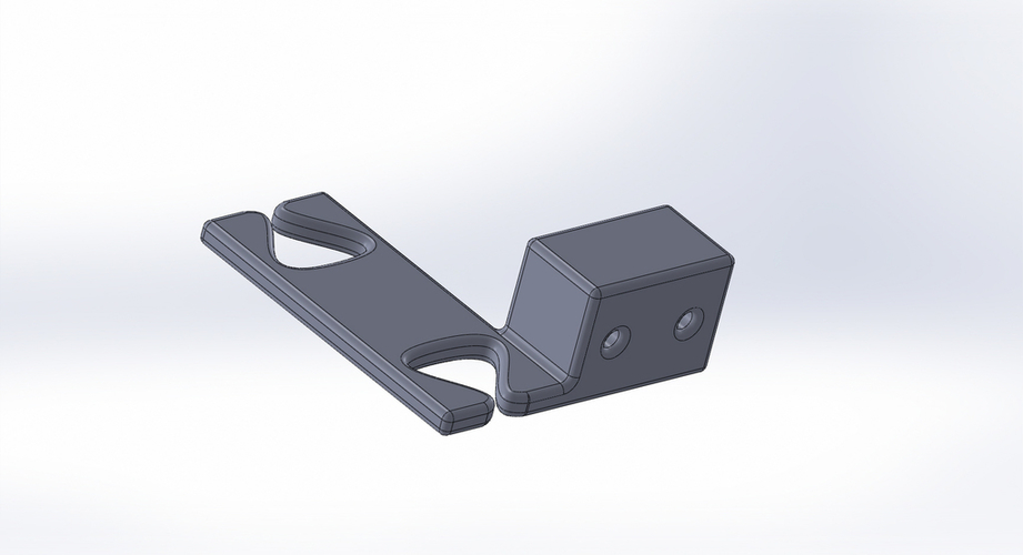 Charger/cord holder 3D Print 153634