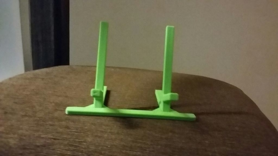 Puzzle_stand_1 3D Print 153645