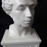 Small Pushkin 3D Printing 153796