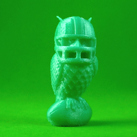 Small Superb_owl 3D Printing 15383