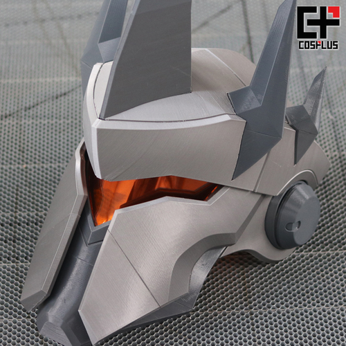 how to make a rienhardt helmet