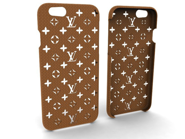 Medium ​iPhone 6 / 6s  Louis Vuitton Phone Case 3D Printing 154011