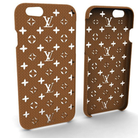Small ​iPhone 6 / 6s  Louis Vuitton Phone Case 3D Printing 154011