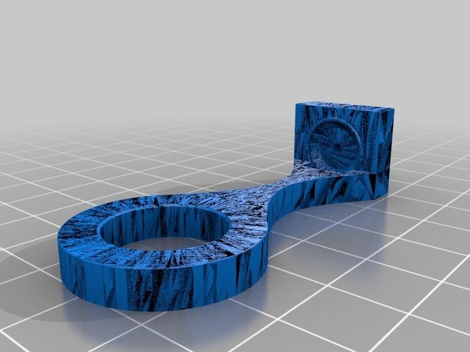 3D Printed PVC Pipe Hanger by zheng3 | Pinshape