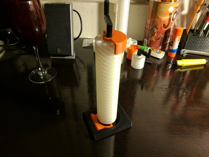 Archimedes screw 3D Print 154055