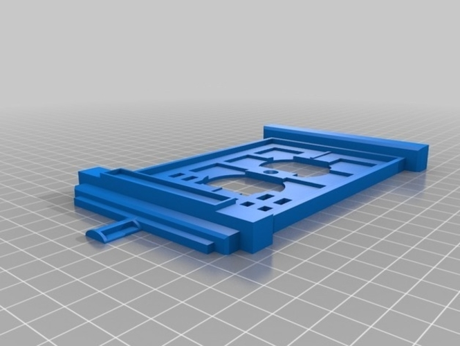 Doctor Who Wall outlet cover 3D Print 154251