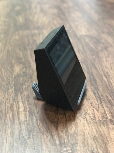Adjustable Echo show stand 3D Print 154520