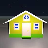 Small House 3D 3D Printing 154626