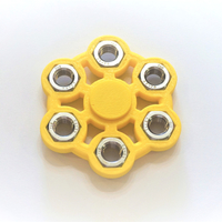 Small M10 Nut Hex Spinner 3D Printing 154671