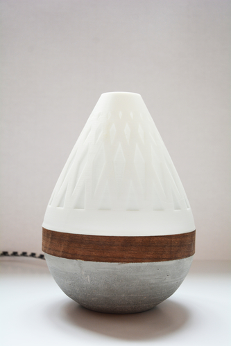Teardrop Lamp (3D Printing Build) 3D Print 154709