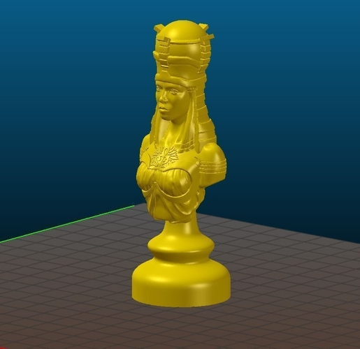 Rook of Egypt 3D Print 155045