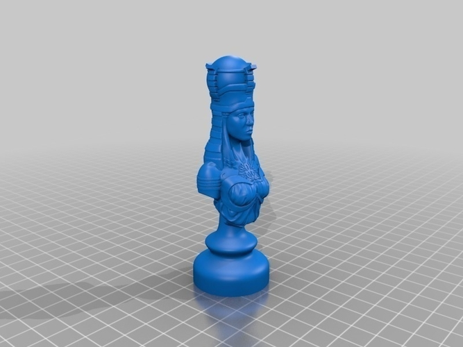 Rook of Egypt 3D Print 155046