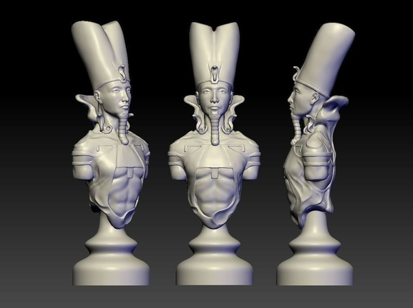 Medium Prince of Egypt 3D Printing 155057