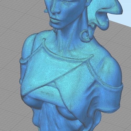 Princess of Egypt 3D Print 155064