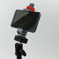 Small Universal Phone Tripod Mount 3D Printing 155112