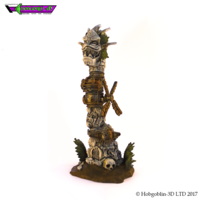 Small HG3D Totem of Six - 28mm  3D Printing 155312