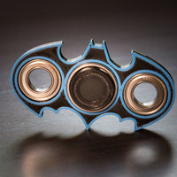 Small Batman fidget spinner 3D Printing 155466