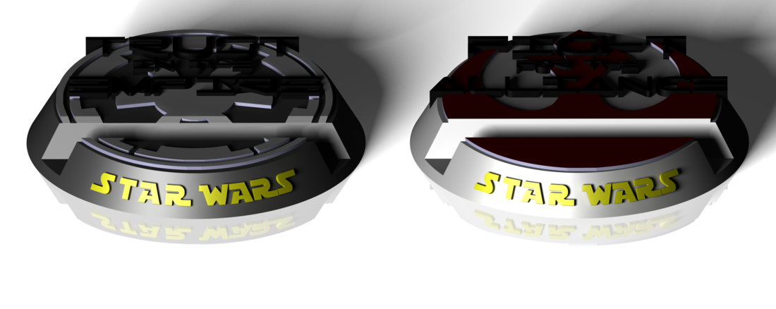 Star Wars Mobile/Tablet stand 3D Print 155477