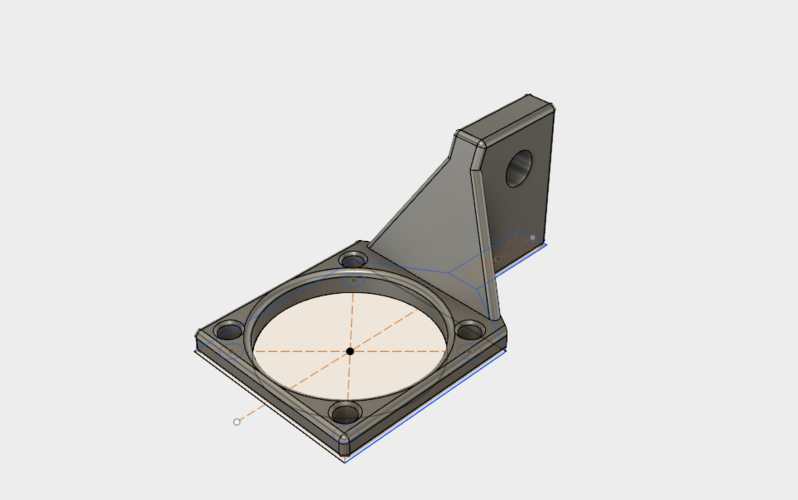 monoprice select mini dial indicator mount 3D Print 155589