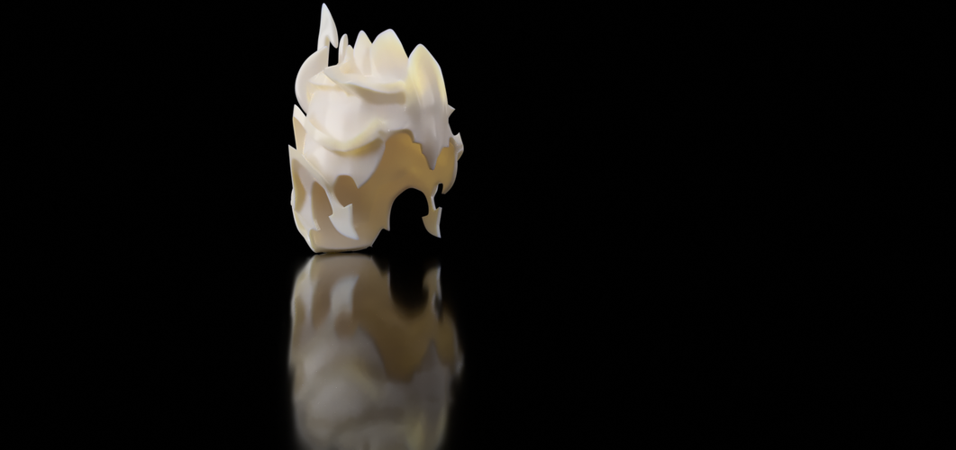 Baahubali's Crown 3D Print 155723