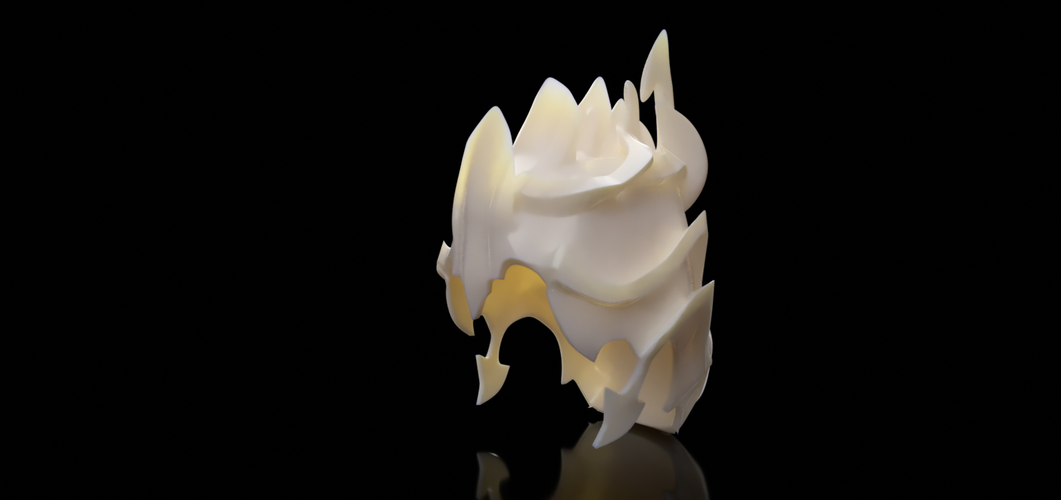 Baahubali's Crown 3D Print 155724