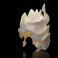 Small Baahubali's Crown 3D Printing 155724