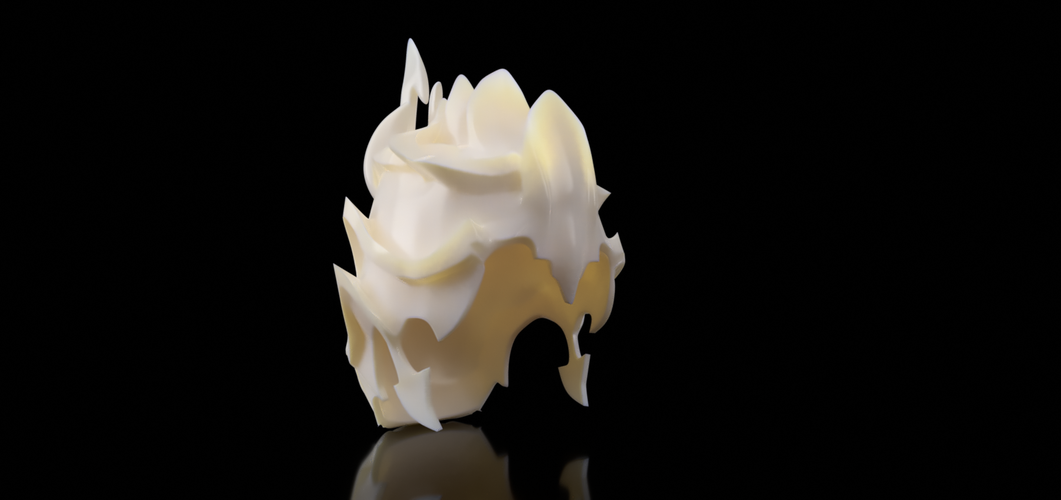 Baahubali's Crown 3D Print 155725