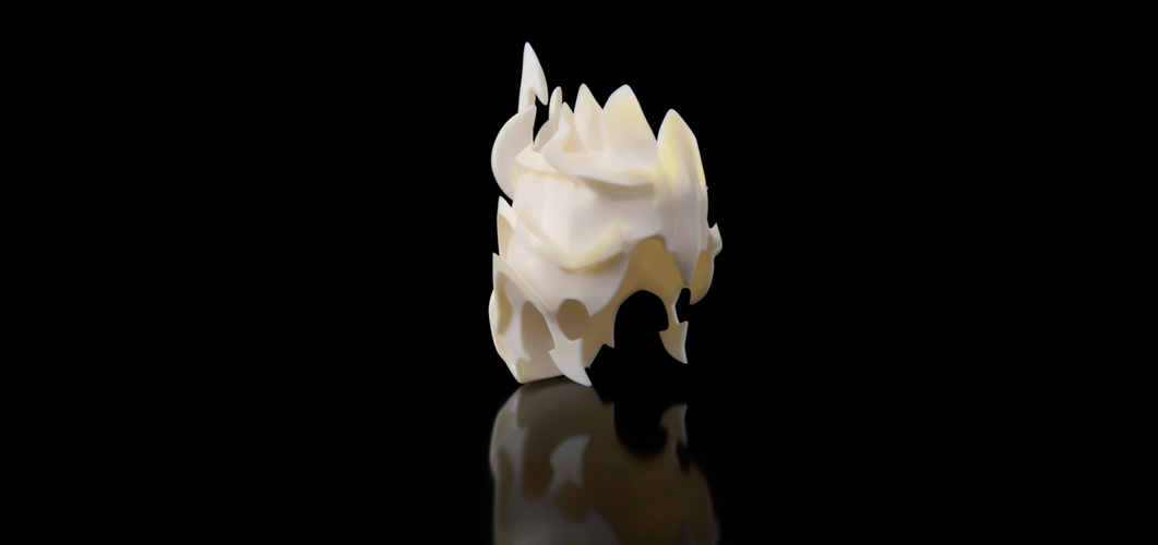Baahubali's Crown 3D Print 155726