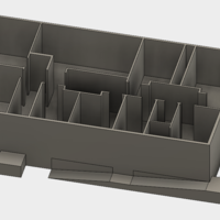 Small Building Layout 3D Printing 155755