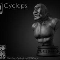Small Cyclops 3D Printing 155786