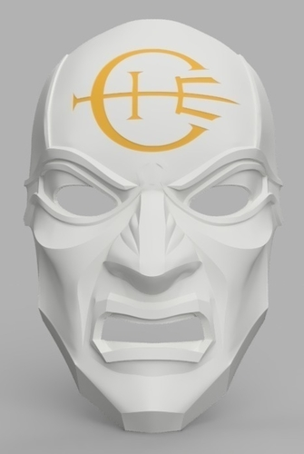Dishonored Overseer Mask 3D Print 155862