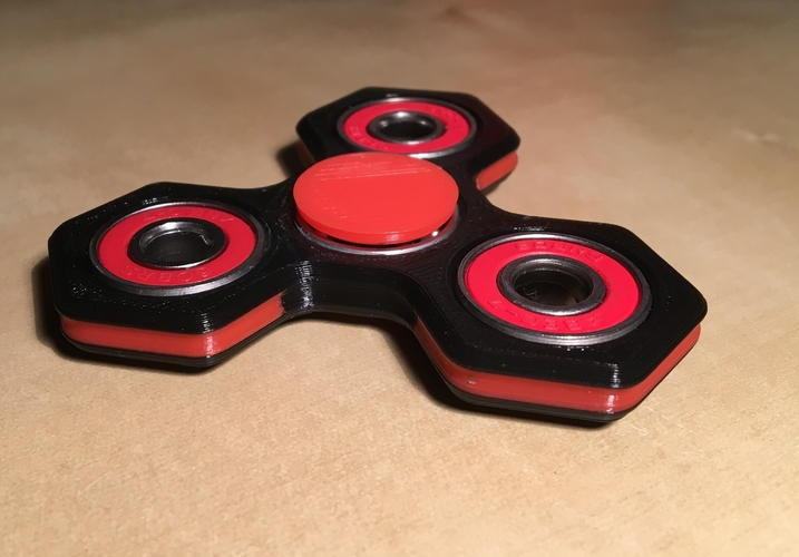 Dual Color tri spinner ! 3D Print 155969