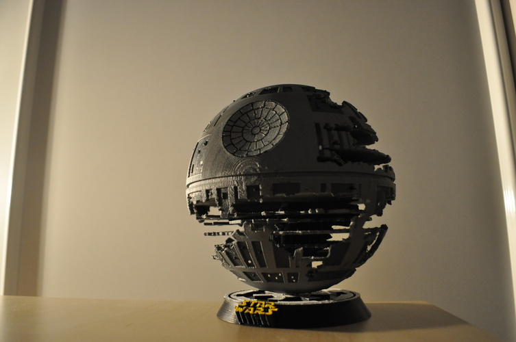 Death Star HQ (Star Wars) 3D Print 155999