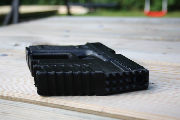 Glock kit with hammer 3D Print 156047