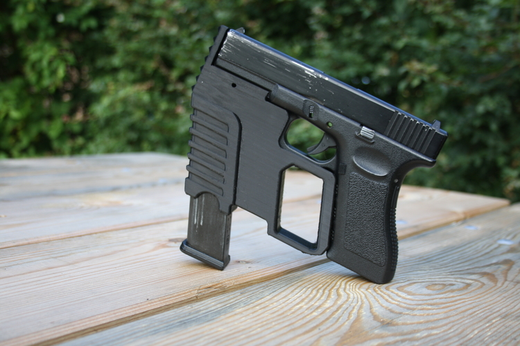 Glock kit with hammer 3D Print 156049