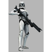 Small Clone Wars - Armor Phase 1 3D Printing 156134