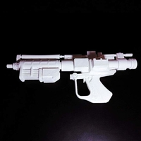 Small BAW E5 Blaster Rifle  3D Printing 156138
