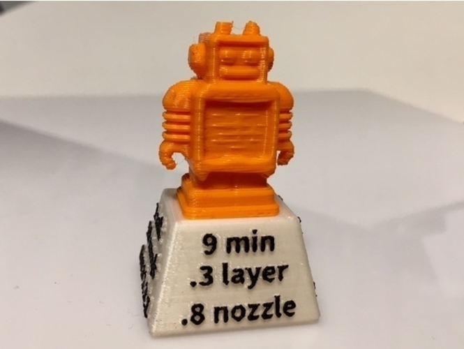 Speed Racer Testbots 3D Print 156214