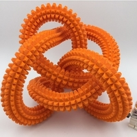 Small Giant Spiky Perko Knot 3D Printing 156217