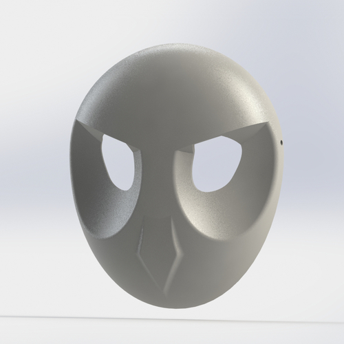 Court of Owls Mask 2 3D Print 156397