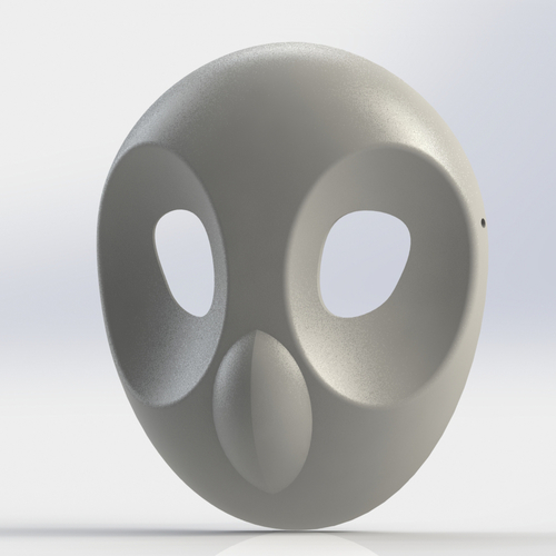 Court of Owls Mask 4 3D Print 156399