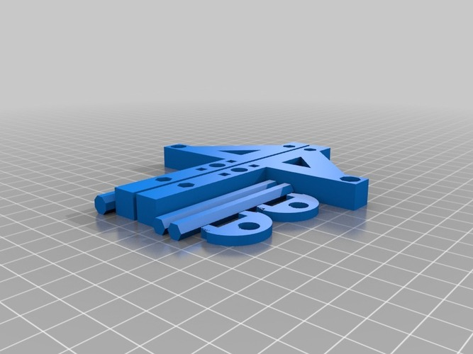 Zheng3 Penny Catapult Base 3D Print 15659