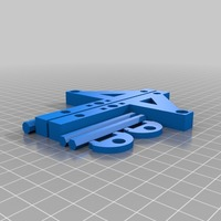 Small Zheng3 Penny Catapult Base 3D Printing 15659