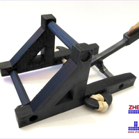 Small Zheng3 Penny Catapult 3D Printing 15663